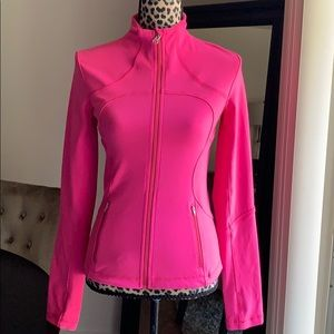 Lululemon hot pink define Jacket
